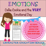 Emotions- Callie Cookie and the VERY Emotional Day