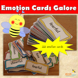 Emotions Cards Galore