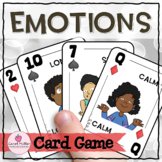 Emotions Cards | Social Emotional Learning Card Game #memo