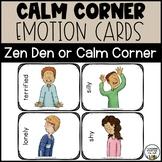 Emotion Cards for your Calm Corner or Zen Den