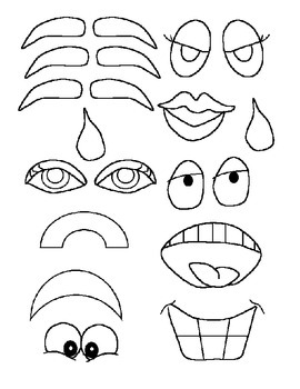 Emotions Character Activity