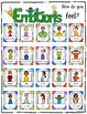 Emotion Chart with Supportive Scene Cards ~ SET 2