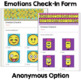 Emotions Check In Digital Form