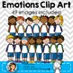 Emotions / Feelings Clip Art