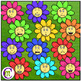 Emotions Clipart | Flower Expressions Clip Art BUNDLE