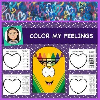 Emotions:  Color My Feelings