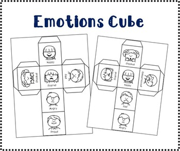 Emotions Cube