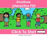 Emotions Distance Learning Interactive PDFs