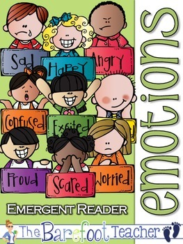 Emotions Emergent Reader