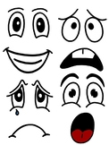 Emotions Face for Boys