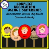 Conflict Resolution Using I Statements with Role-Play Cards