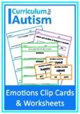 Emotions and Feelings Autism Social Skills
