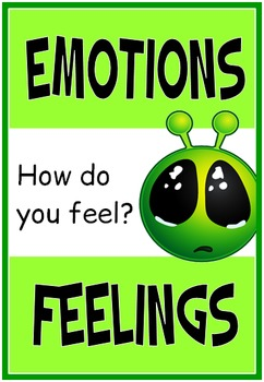 Emotions & Feelings (BUNDLE PACK)
