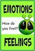 Emotions & Feelings (BUNDLE PACK)