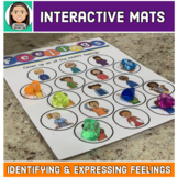 Emotions & Feelings:  Playdough Mats / Play Dough Mats / Interactive Book
