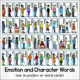 Emotions Posters Feelings Posters and Chart