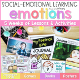 Emotions & Feelings Social Emotional Learning & Character