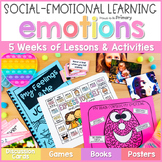 Emotions & Feelings Social Emotional Learning & Character