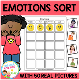 Emotions Feelings Sorting