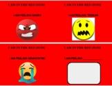 Emotions Flip Cards