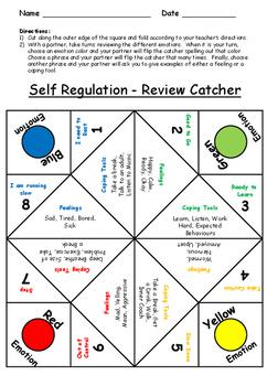 Emotions Fortune Teller - Self Regulation