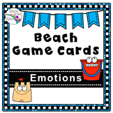Emotions Game Cards