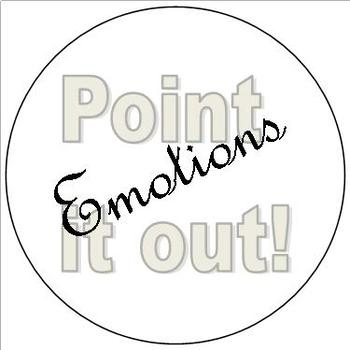 Emotions Game - Point it out