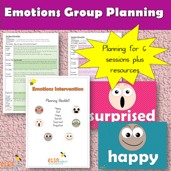 Emotions Group Intervention