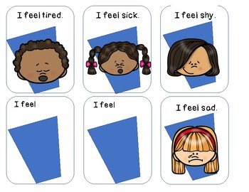 Emotions In The Zone Card Game