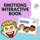 Emotions Interactive Book