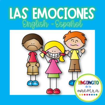 Emotions - Las Emociones (Dual Language)