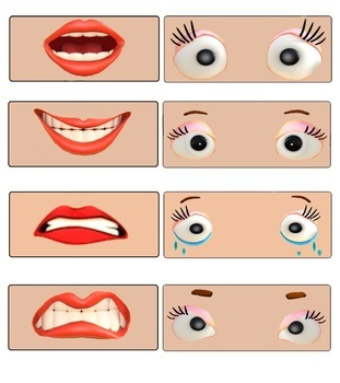 Emotions- Make the Appropriate Face