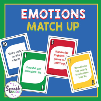 Emotions Match Up