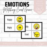 Emotions: Matching Cards | Maya Saggar
