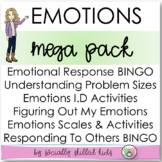 SOCIAL SKILLS: Emotions ~ MEGA 6 Pack!
