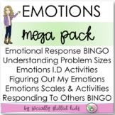 SOCIAL SKILLS Emotions Activities  MEGA 6 Pack!