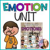 Emotions Unit (grades K-3)