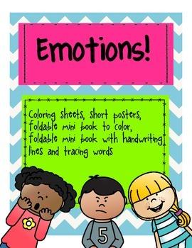 Emotions!  Mini pack