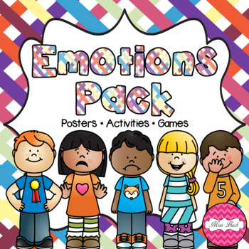 Emotions Pack