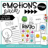 Emotions Activities   Feelings Activities   Dot Dudes!