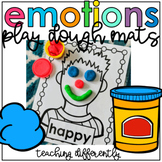 Emotions Play Dough Mats
