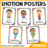 Emotions Posters