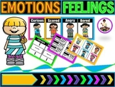 Emotions | Social Emotional Learning | Emotions Activities Center