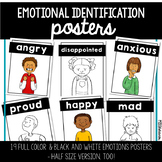 Emotions Posters   Emotions Bulletin Board