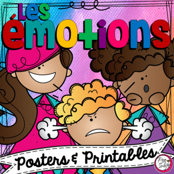 Emotions Posters & Printables