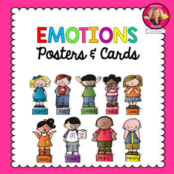 Emotions Posters and Cards