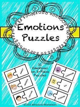 Emotions Puzzle