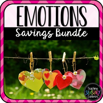Emotions Resource Bundle for Students with Autism