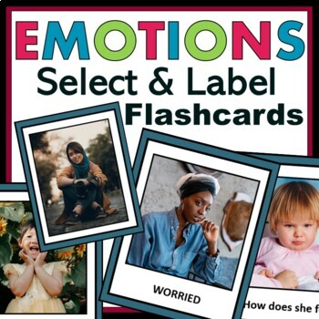 Emotions: Select and Label
