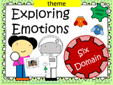Emotions Themed Activities